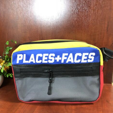 baa759ac1680 Dropwow PLACES FACES Life 3M Reflective Skateboards Lovers Bag ...