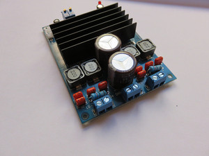 Image 5 - STA508 TK2050 הספק גבוה הדיגיטלי של מגבר מועצת 80 w + 80 w לוח מגבר HIFI חום