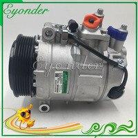 Pompe de compresseur de climatisation AC A/C PV6   Pour MERCEDES BENZ 0002308111 W463 G55 G270 G320 G500 0002308811 A0002308511