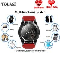 2018 Women Men Smart Bracelet Watch Sport Waterproof blood pressure heart rate monitor blood oxygen Pedometer For Android IOS