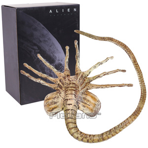 Alien Facehugger Lifesize 1:1, официальная игра, реквизит, Реплика, игрушка