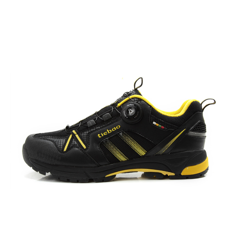 TIEBAO 2-1335 Touring Bike <font><b>Shoes</b></font>, Auto-Lock Cycling <font><b>Shoes</b></font>, Compatible With SPD Cleats Multi-Use Bicycle <font><b>Shoes</b></font>