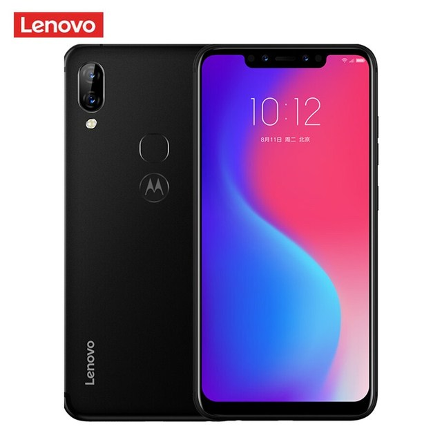 Lenovo S5 Pro 4G Smartphone 6.2'' ZUI10 ( Android 8.1 ) Qualcomm Snapdragon 636 Octa Core 1.8GHz 6GB 64GB Fingerprint 3500mAh