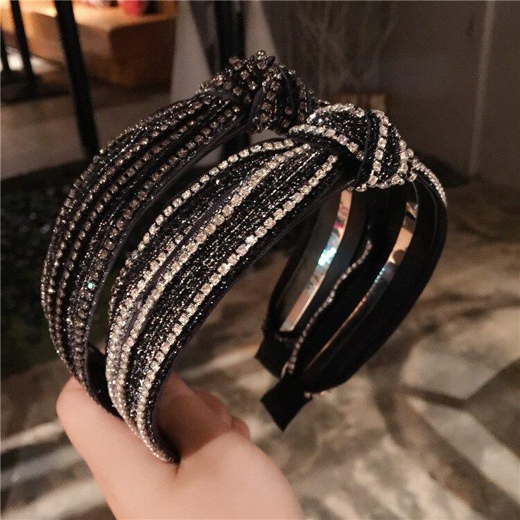 fashion leopard print headband