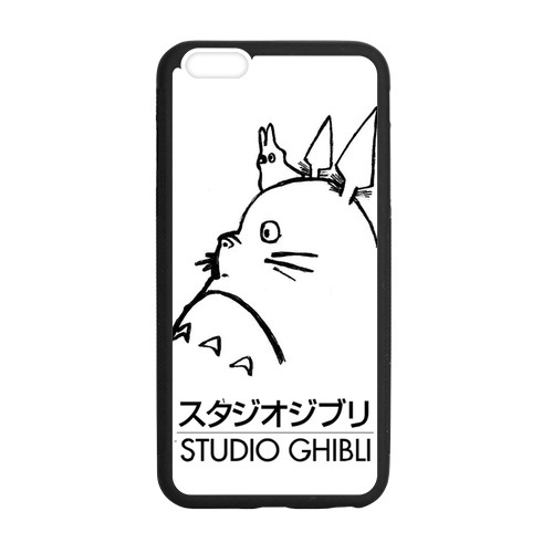 My Neighbor Totoro Studio Ghibli Cover case for iPhone 6