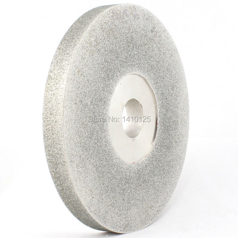 60-150mm Electroplated Diamond Coated Grinding Wheel 100-180# For Buffing Metal