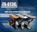 Flysky FS-GT3C 2.4 Г 3CH Радио Модель Дистанционного Управления ЖК-Передатчик и Приемник для RC Автомобилей Лодка
