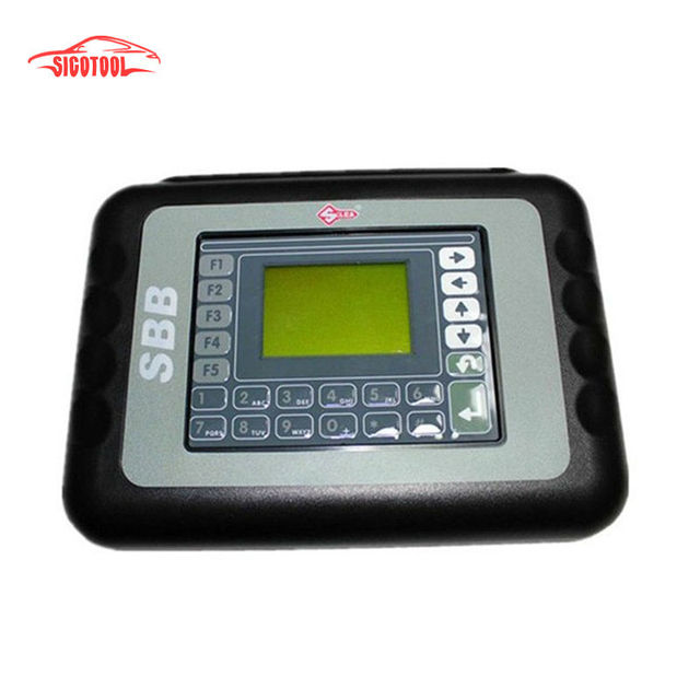 Universal SBB Key Programmer By Immobilizer For Multi-Brands SBB Silca V33.02 Free shipping