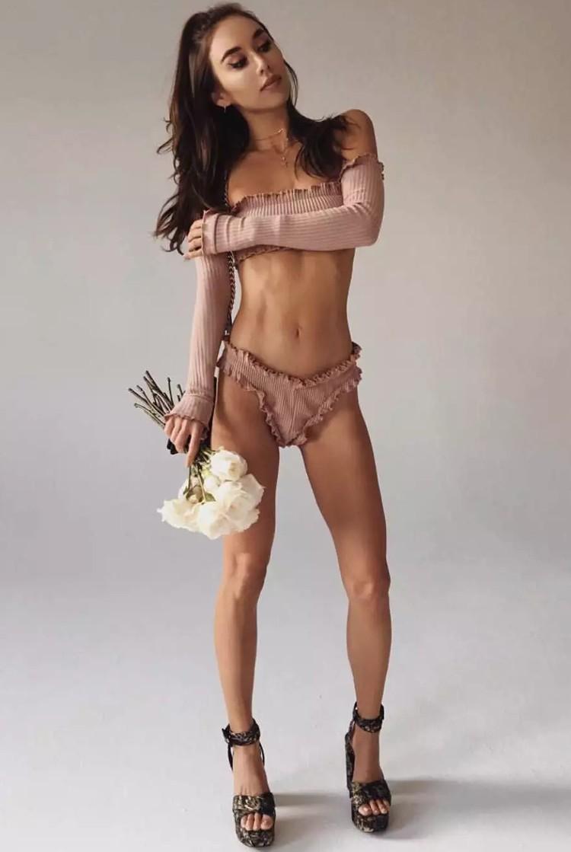 HTB15gvSOFXXXXXLapXXq6xXFXXX8 - Women Slash Neck Ruffles Crop Tops with Long Sleeve Sexy Tube Tops PTC 143