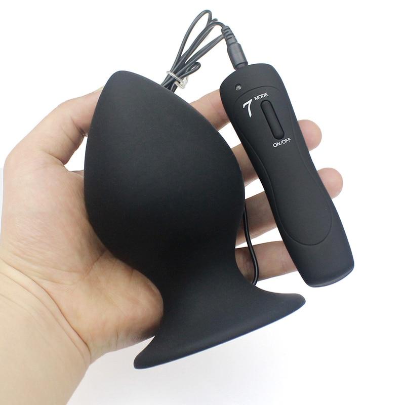 Aliexpress.com: Comprar Super Big Size 7 Mode Vibrating