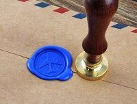 Airplane Wax Seal Stamp Aircraft Sealing Wax Seal Wax Stamp