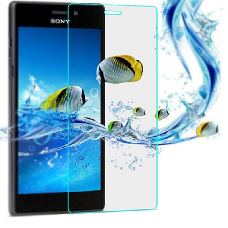 9H Premium Tempered Glass For <font><b>Sony</b></font> <font><b>Xperia</b></font> <font><b>E3</b></font> Screen Protector Film For <font><b>Sony</b></font> <font><b>E3</b></font> Dual D2212 D2203 D2206 D2243 <font><b>D2202</b></font> D 2212 2203 image