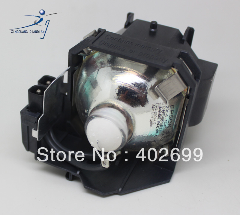 ELPLP38 original projector bulb for Epson EMP-1700/1705/1707/1710/1715/1717 with housing elplp38 v13h010l38 high quality projector lamp with housing for epson emp 1700 emp 1705 emp 1707 emp 1710 emp 1715 emp 1717