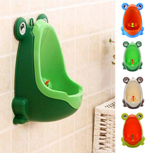 Urinal pee potty frog trainer boy bathroom toilet kid training children