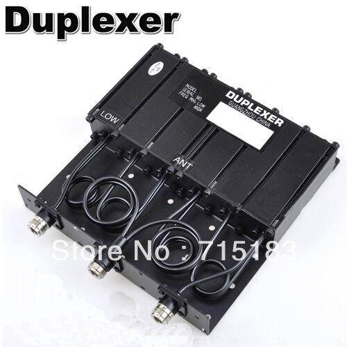 imágenes para Duplexer repetidor: 30 W VHF 6 Duplexer Cavidad n-conector SGQ-150