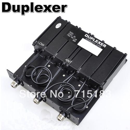 Répéteur Duplexeur: 30 W N-connecteur VHF 6 Cavity Duplexeur SGQ-150