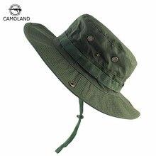 Las mujeres de los hombres de verano sombreros de cubo de pesca al aire  libre de Color sólido Sombrero de Sol de protección UV S.. 5fc9272320f1