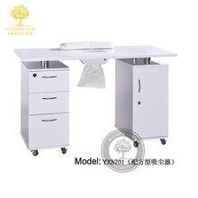 Европейский стол для ногтей. Корейский Маникюрный Стол. Один двойной гвоздь стол стул