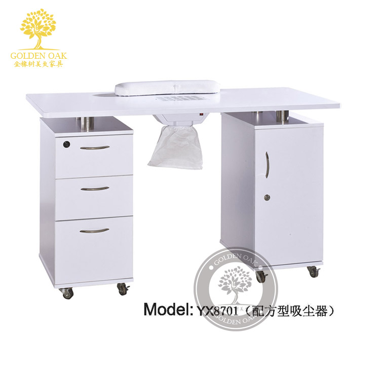 European Nail Table. Korean Manicure Table. Single Double Nail Table Chair.