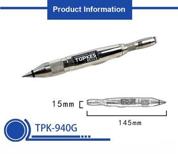 Pneumatic Engraving Pen Handheld Rapid Lettering Pneumatic Engraving Grinder Pen Tools TPK-940G