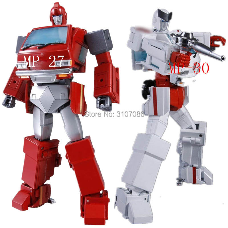 G1 TKR Transformation MP27 MP 27 MP 30 MP30 Ratchet KO VERSION Masterpiece Action Figure Toy