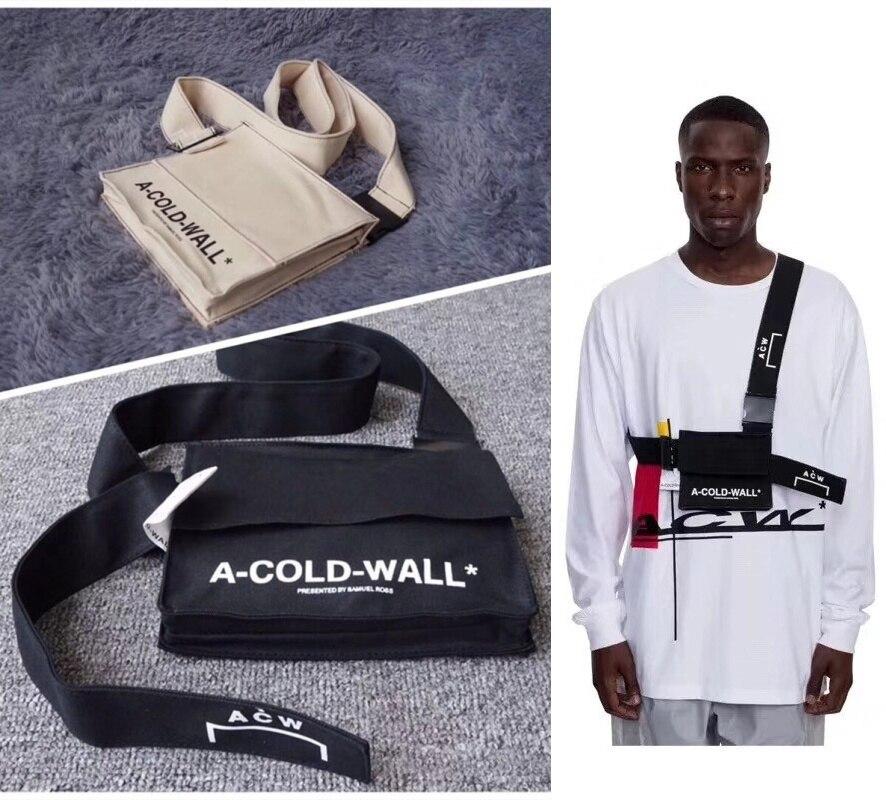 A-COLD-WALL ACW t shirt Wen 1:1 Top tees Fashion Casual Hip hop ACW Cotton T-shirt monochrome