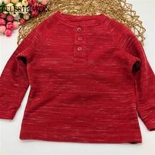 Футболка для девочек, футболка для девочек детские топы с длинными рукавами для мальчиков и девочек, детская одежда для девочек 1 шт./лот, D-CTS-003-B-1P