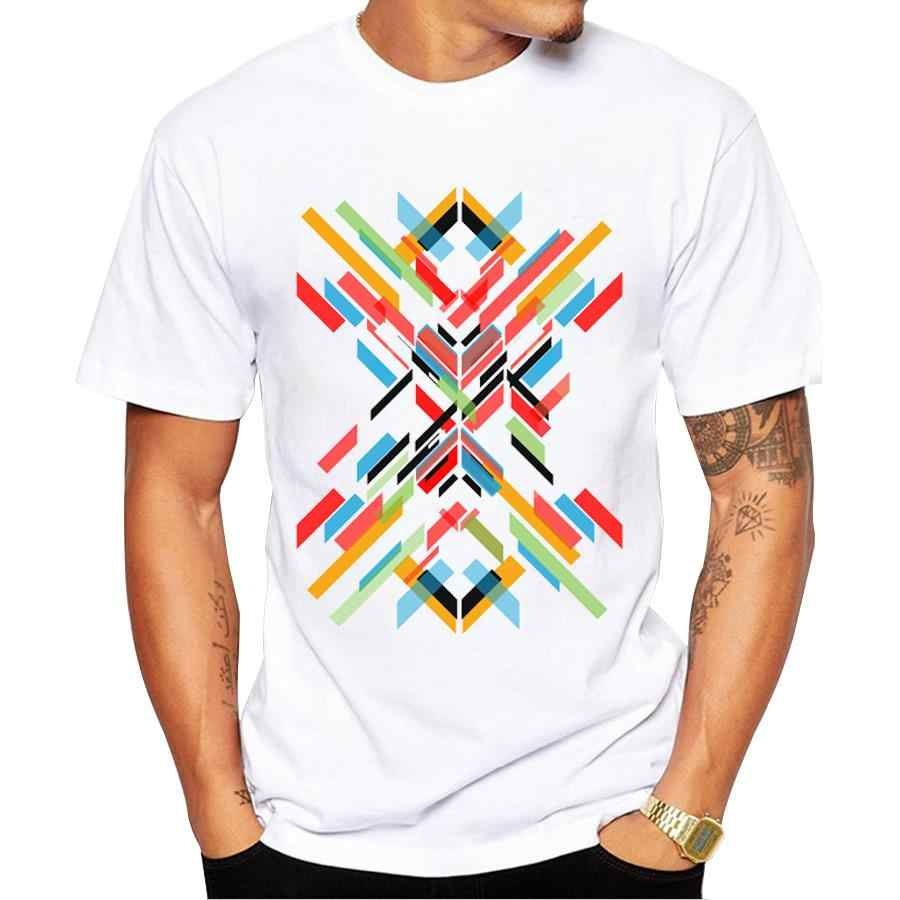 2019 Fashion Brand Trend Slim Fit short Sleeve T Shirt Men Patchwork Collar Tee O-Neck Men T-Shirt Cotton T Shirts Plus Size 5XL