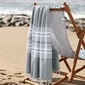 2016 Novo 100% Algodão Toalha de Banho Turco para Adulto Listrado Toalha de Praia toalla playa Plain Toalhas 100*180 cm