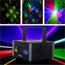APP Bluetooth Full Color RGB Animation DJ Party Professional Stage Lighting