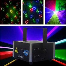 APP บลูทูธสี RGB ภาพเคลื่อนไหว DJ Party Professional Stage Lighting