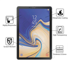 Tempered Glass For Samsung Galaxy Tab S4 10.5 T830 T835 T837 Screen Protector Film SM-T830 9H Premium