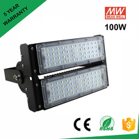 100w led tunnel light 9500Lm Meanwell driver replace 400W HPS DHL fedex free shipping 100 watts led tunnel lamp lighting