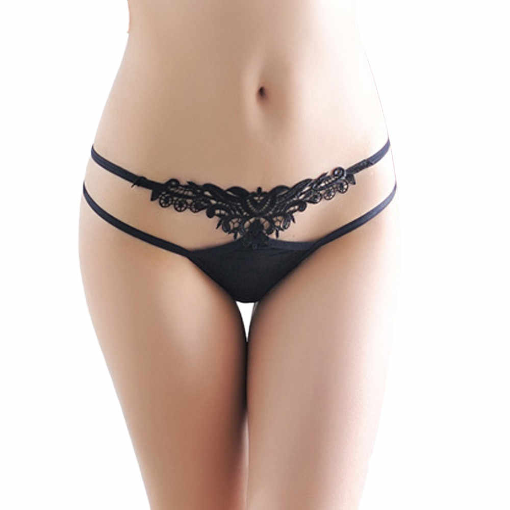 ae6864fbb80b ... Women underwear Thong Bragas underwear women briefs thongs bragas women  panties Sexy Thong Lace T Word ...