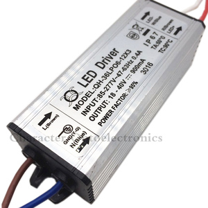 10pcs/lot 6-12x3W DC18-40V 900