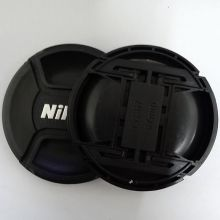 Крышка объектива камеры 49 мм 52 мм 55 мм 58 мм 62 мм 67 мм 72 мм 77 мм 82 мм логотип для Nikon(обратите внимание на размер