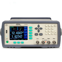High Quality Precision Professional Frequency 10Hz~20kHz Accuracy 0.05% Digital LCR Bridge Meter AT810A Measuring Instrument