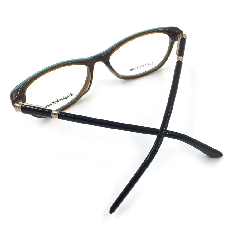 New Design Cateye Acetate Glasses Frame (22)
