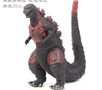 Godzillaed Vinyl Doll Gojira king of the monsters toy Action Figure Movable Nucleon doll Model Kid Kind Cartoon Anime Movie 28cm