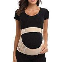 Maternity Care Belt Pregnancy Waist Back Support Abdomen Band Belly Brace RJ99