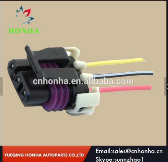 3 Way LS1 LT1 3 MAF M Air Flow Sensor Connector Pigtail wiring ...  Maf Sensor Wire Harness on ford maf sensor extension harness, maf wiring to nissan, mass air flow sensor harness, 1g to 2g maf harness,