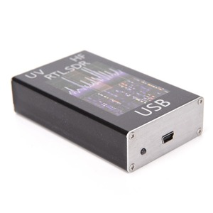 Image 3 - חזיר רדיו מקלט 100 KHz 1.7 GHz מלא להקת UV HF RTL SDR USB טיונר מקלט USB dongle עם RTL2832u r820t2 רדיו חם RTL SDR