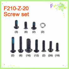Walkera Furious 210 Screw Set F210-Z-20 F210 Spare Parts Free Shipping with Trac