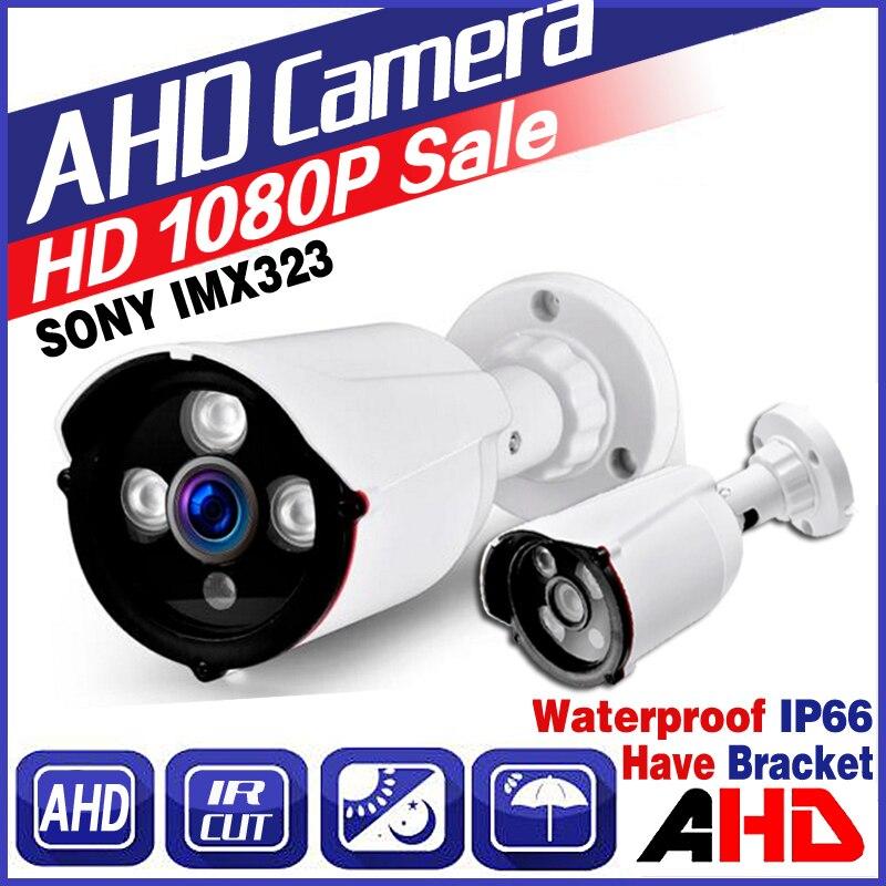 AHD 720/960/1080 p 3000TVL HD CCTV Cámara amigo impermeable al aire libre/1,0/2.0MP Casa de vídeo de seguridad sistema de Vigilancia de la visión nocturna