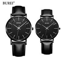 2017 BUREI Brand Luxury Gold Women Watches Fashion Creative Quartz Ladies Watch Female Lovers Wrist watch Clock Relogio Feminino