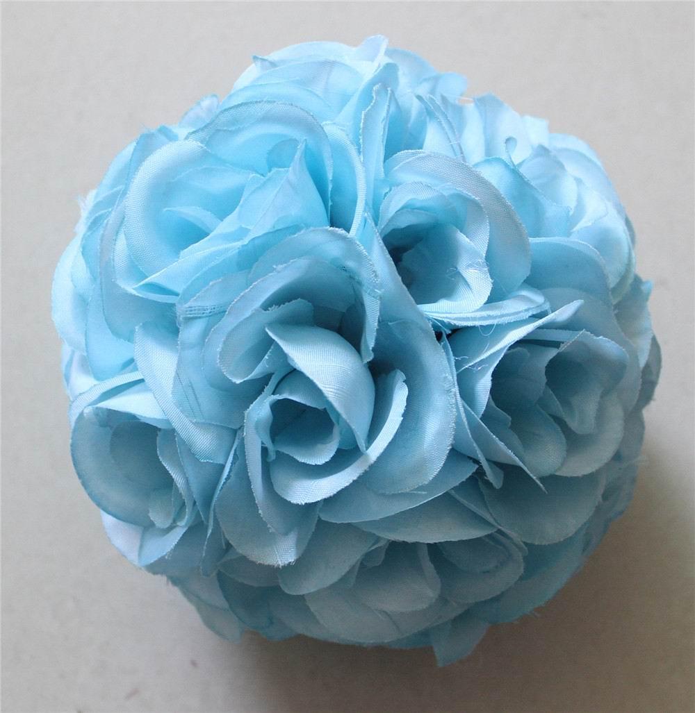 SPR 20PCS / lot 15cm dia. vjenčanja ljubakanje cvijet lopta ruža - Za blagdane i zabave - Foto 6