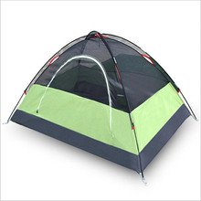 New Arrival One Bedroom Quick Automatic Opening 1 Person Tent Double-layer Tent Waterproof Tent Camping Fishing Travel Tent Hot