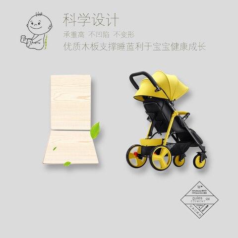 reversivel das criancas do bebe carrinho pode ser de quatro