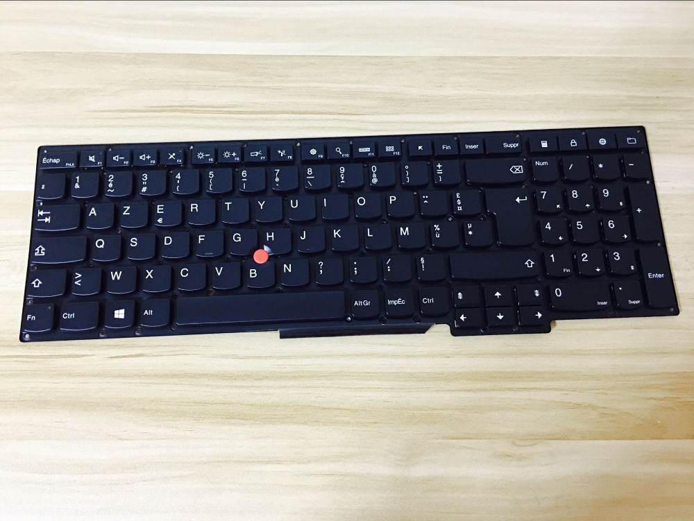 New Laptop keyboard for Lenovo ThinkPad S5-S531 S531 S540 S5 Yoga series FR/French layout new azerty french keyboard for lenovo ideapad yoga 13 yoga13 laptop french keyboard 25205814 v 127920fk1 fr