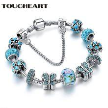 Toucheart бриллиантовые браслеты и тибетские для женщин ювелирные